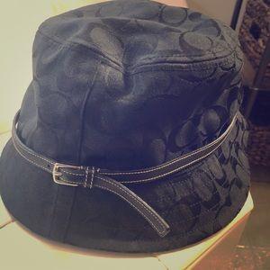 Authentic Coach hat